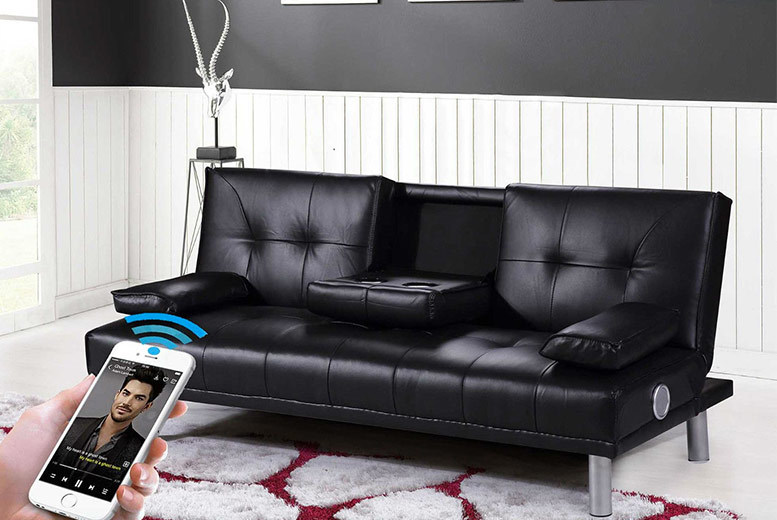 Cruise Sofa Bed with Bluetooth Option – 6 Colours! from £129