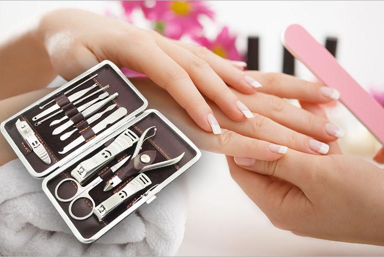 12pc LaRoc Manicure Set