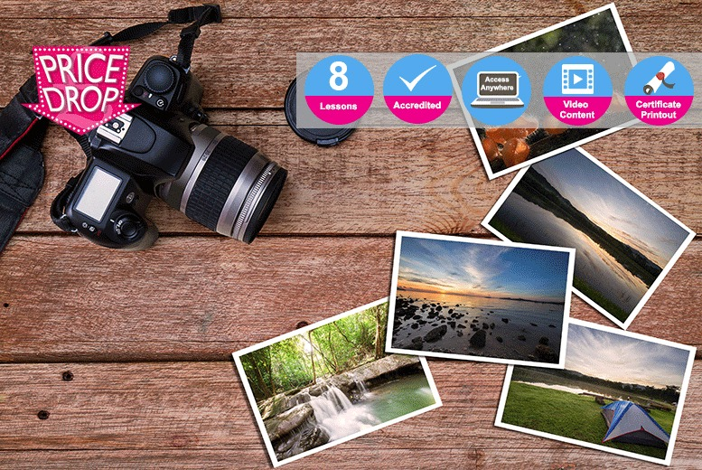 Accredited Photography Masterclass Diploma