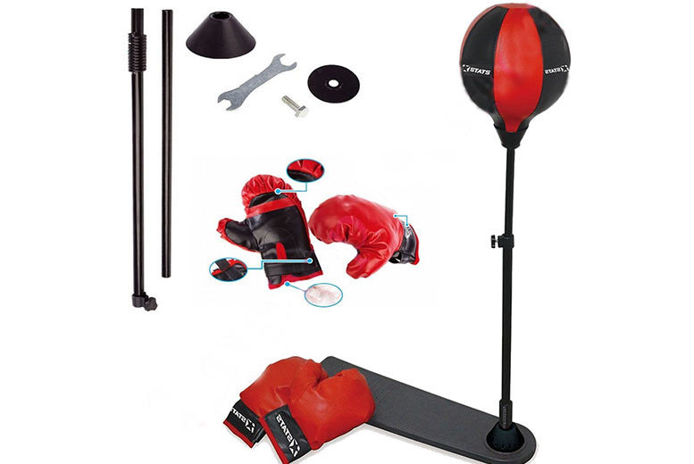 Kid's Boxing Punching Set with Gloves for £19.99