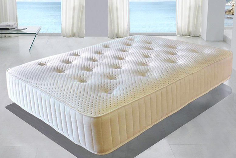 Ultimate Comfort 4000 Memory Pocket Sprung Mattress