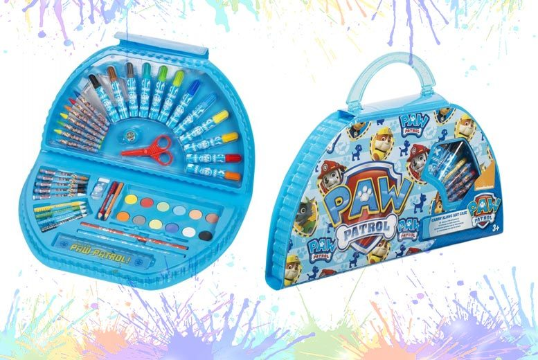 Paw Patrol 50pc Arts 7 Crafts Set for £9