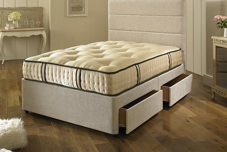 2000-Pocket Sprung Orthopaedic Mattress from £99