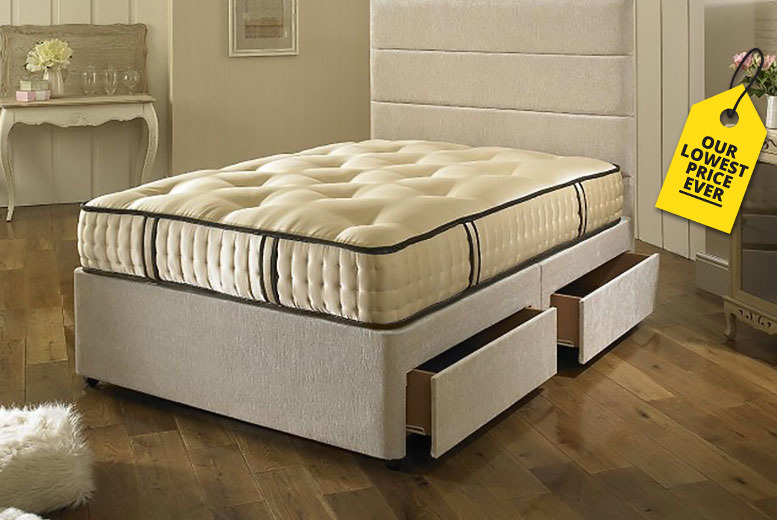 2000-Pocket Sprung Orthopaedic Mattress