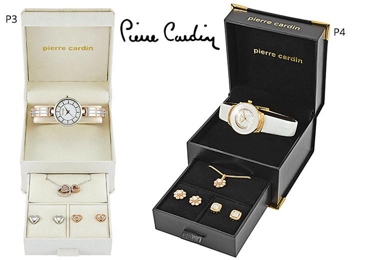 Pierre Cardin Watch Gift Set - 4 Styles!