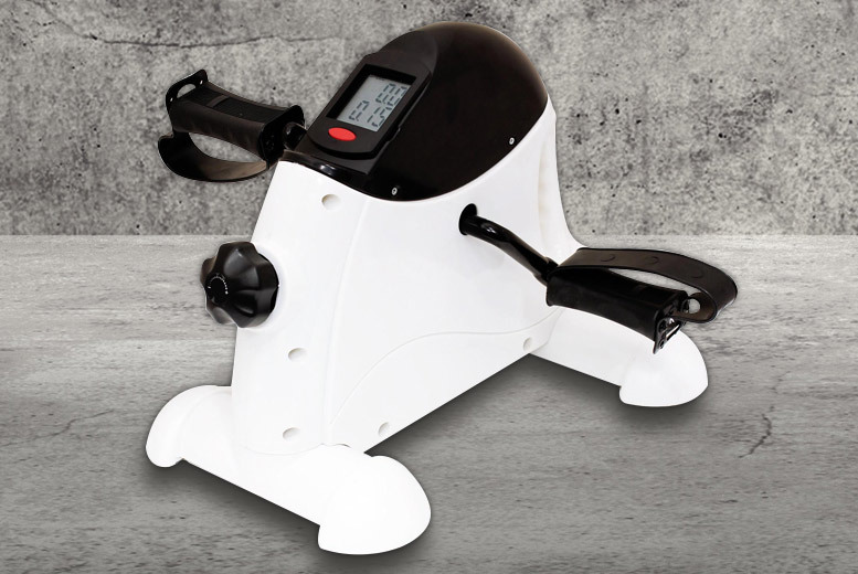 Mini Arm/Leg Exercise Fitness Bike for £29