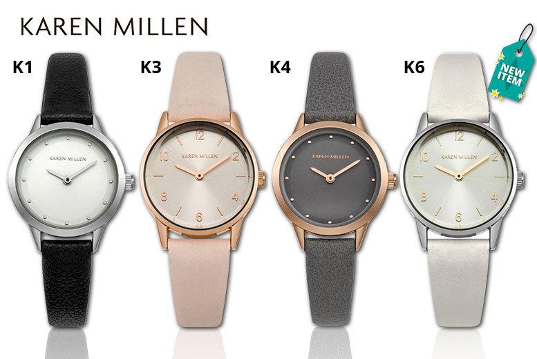 Karen Millen Watch - 8 Designs!