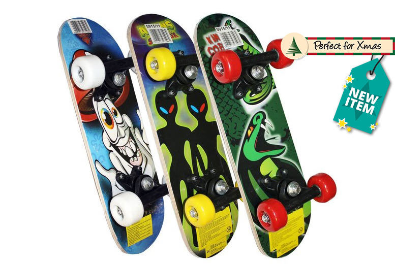 Kids' Mini Skateboard