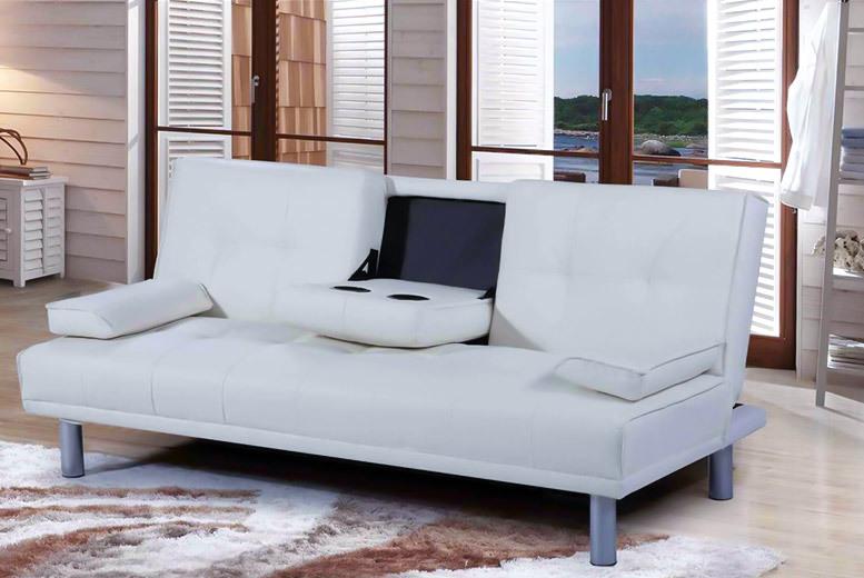 Manhattan Luxury Sofa Bed - 3 Colours!