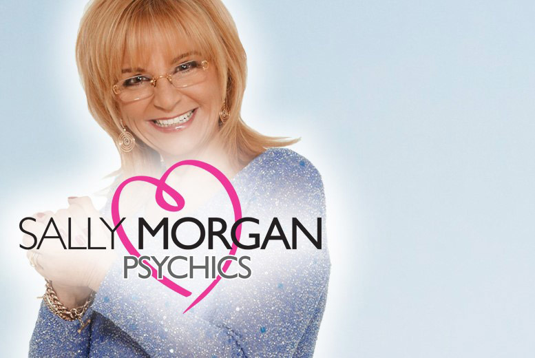 £10 instead of £19.99 for a 'psychic reading' via email with Sally Morgan's Psychic Team - save 50%