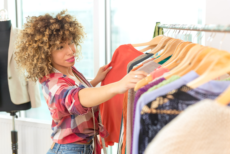 £49 for a two-day personal stylist course, £89 for a three-day course with celebrity stylists Casey Paul Styling, Westfield London
