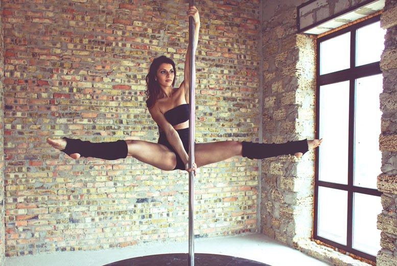 5wk Beginners' Pole Dancing Course