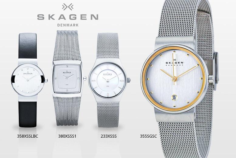 Ladies' Skagen Watches - 4 Designs!