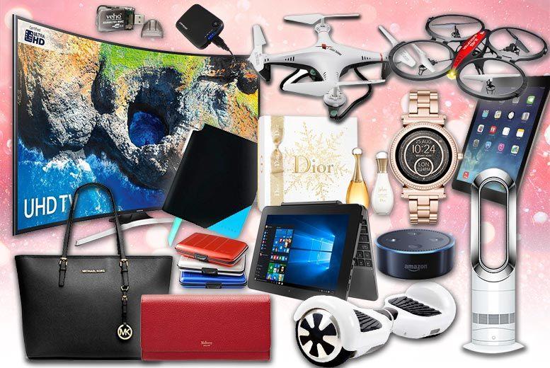 Santa Mystery Present Deal – Apple, Dior, Veho, Dyson & More! for £9