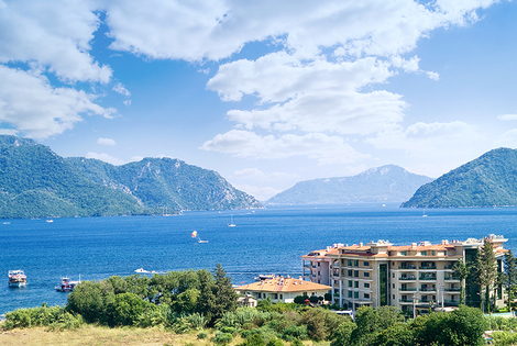 From £159pp (from KPX Travel) for a four-night 5* all-inclusive Marmaris spa stay including flights and a dinner cruise, from £219pp for seven-nights - save up to 40%