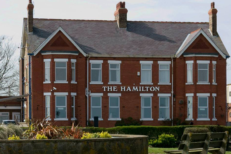 £59 instead of up to £140 (at The Hamilton Hotel) for a two-night 4* guesthouse stay for two people with breakfast - save up to 58%