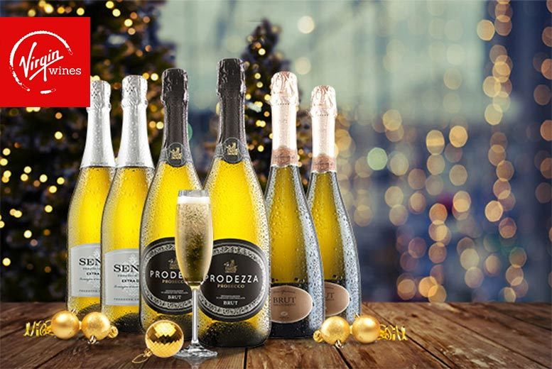 6 Bottles of Prosecco from Virgin Wines