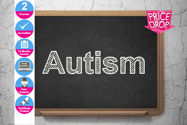 Accredited Autism in Schools & Awareness Courses for £19