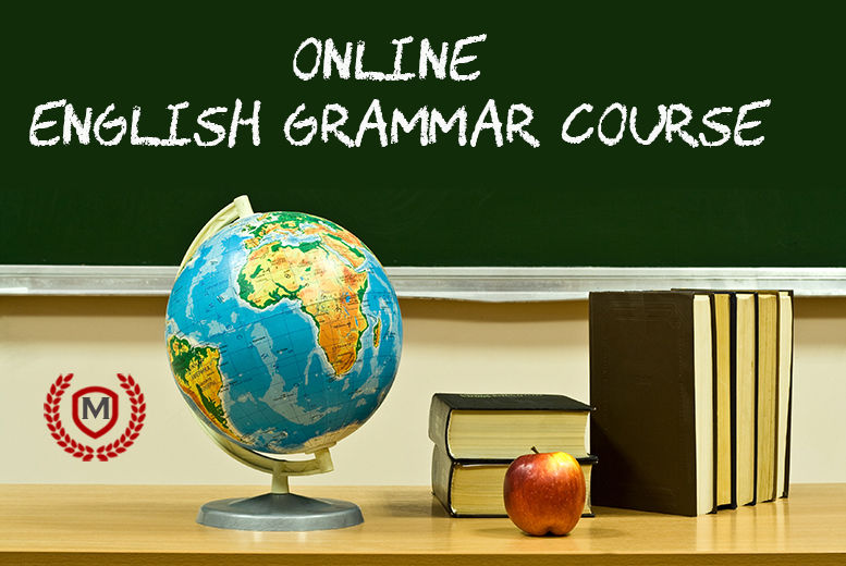 English Grammar Course for £14