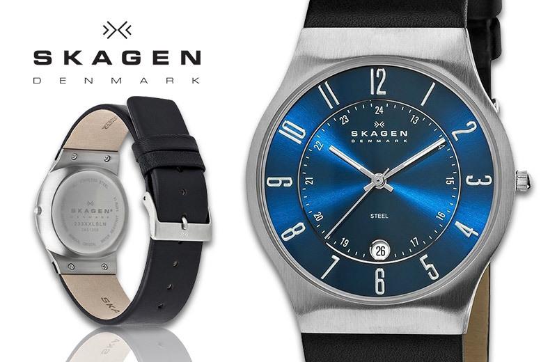Men's Skagen Watch 233XXLSLN