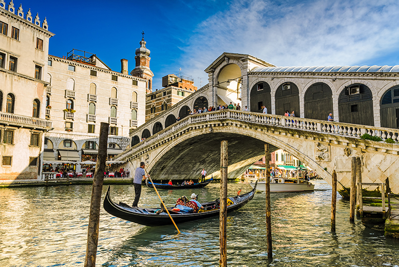 From £139pp instead of up to £175.97pp for a four-night Venice and Rome break including return flights and train transfers - save up to 21%