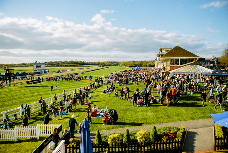 £40 for two premier tickets to Lingfield Races including live music and a bottle of Prosecco, £44 for the ladies evening - save up to 44%