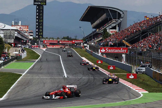 £259pp instead of up to £449pp for a 2 night Spanish Formula 1 Grand Prix break including F1 tickets, transfers and half-board - save up to 42%