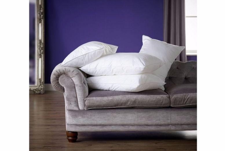 Duvet & Pillow Co® Luxury Deep Sleep Pillow Pair