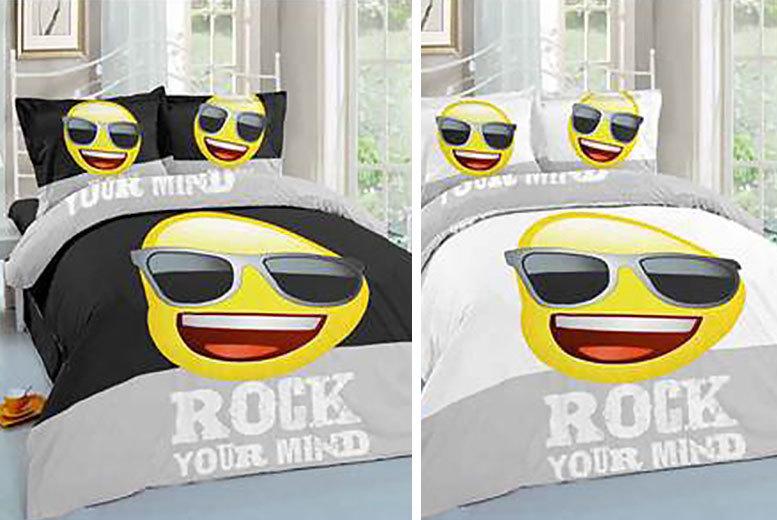 Emoji Duvet Sets - 2 Colours!