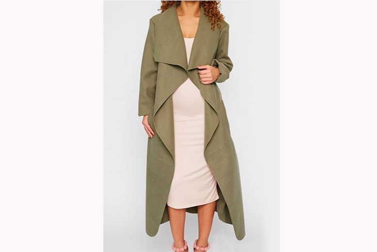 Waterfall Jacket for £16