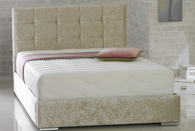 Premium Pure Foam Memory Mattress