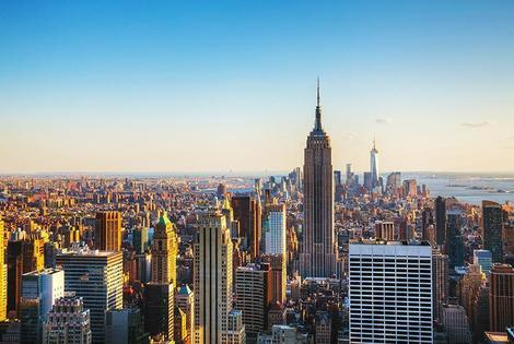 From £699pp for an eight-night trip to New York, LA and Las Vegas including all flights and accommodation, or pay a £300 deposit now - save up to 41%