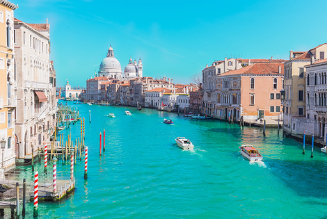From £289pp (from Weekender Breaks) for an eight-night Venice, Rome, Florence and Milan break including return flights and train transfers