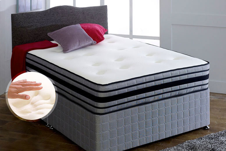 From £199 (from FlameJar) for a 3000 pocket sprung mattress with AirFlow technology - choose double, king or super king and save up to 78%
