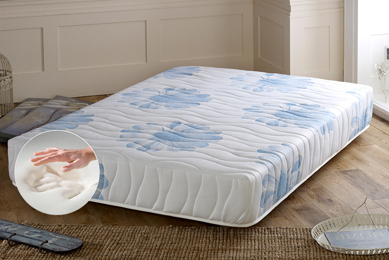 Luxury Contouring 4000 Pocket Sprung Memory Foam Mattress