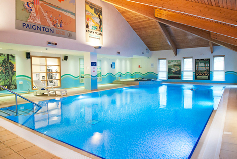 From £99 (at Alexandra House) for an overnight stay for two with a two-course dinner, bottle of wine and leisure access, £149 for two nights - save up to 34%