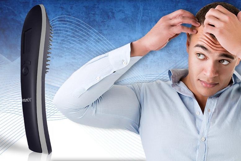 Volumon Electric Laser Massage Comb for £12.99