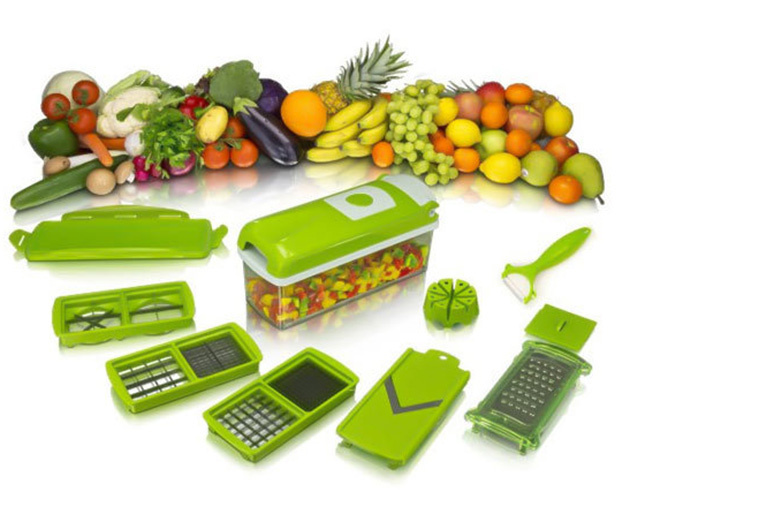 11-in-1 Fruit & Vegetable Slicer for £9