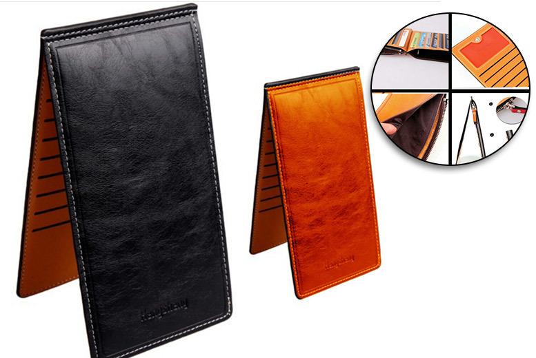 Ladies Super Slim Magic Wallet – 2 Colours! for £9.99