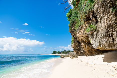 From £599pp (with Tour Center) for a seven-night Bali spa break with breakfast and return flights, from £779pp for ten nights, or pay a £400pp deposit - save up to 34%