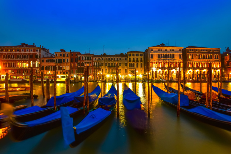 4nt 4* Venice and Milan with Train and Flights - 6 UK Airports!