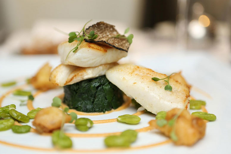 £59 for a six-course French tasting menu plus coffee and petit fours for two people, £75 for an eight-course tasting menu at Edmunds, Brindley Place - save up to 50%