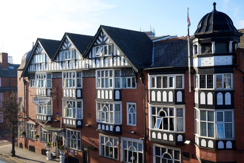 Best Western Hotel Chester Westminster