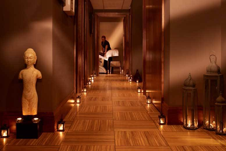 £59 for a spa package with afternoon tea for one person, £109 for two people at Macdonald Manchester Hotel & Spa - save up to 37%