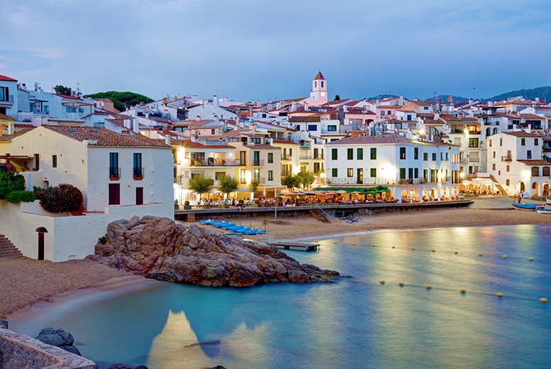 From £99pp (from Travel Center) for a three-night all-inclusive Costa Brava break with flights, £159pp for five nights or £199pp for seven nights - save up to 29%