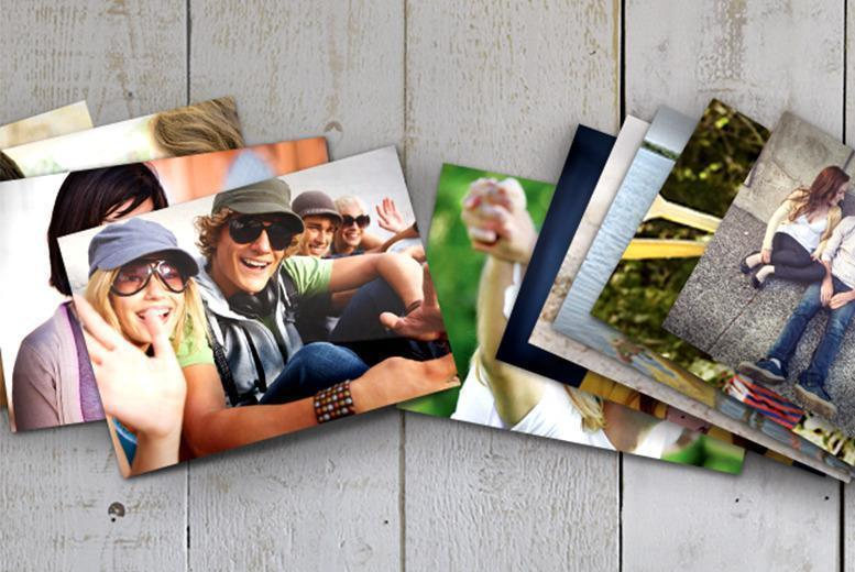 "£2 instead of £16.20 (from Snapfish) for 200 6"" x 4"" photo prints - save a picture-perfect 88%"