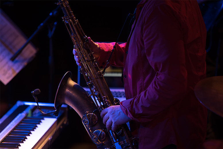 £15 for one adult ticket for the Leicestershire Jazz Concert, £29 for two adult tickets at Cattows Farm, Leicester - save up to 56%