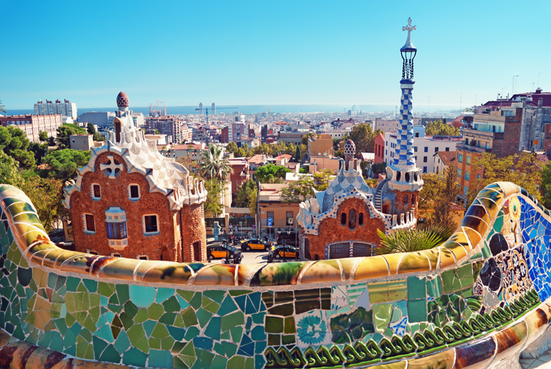 From £89pp instead of up to £142pp (from Tour Center) for a two-night Barcelona break including flights, from £149 for a three-night break - save up to 37%