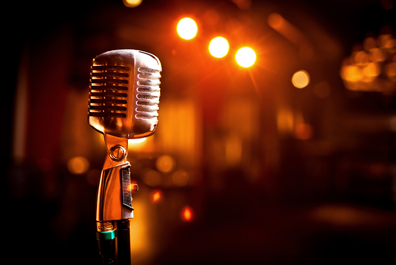 £6 for live comedy and nightclub entry for two people on a Tuesday, or £15 on a Friday, at The Boat Show Comedy Club - enjoy top laughs on the Thames and save up to 50%