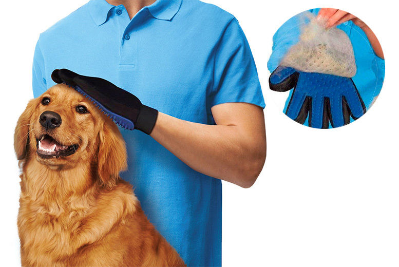 Pet Grooming Glove for £6.99